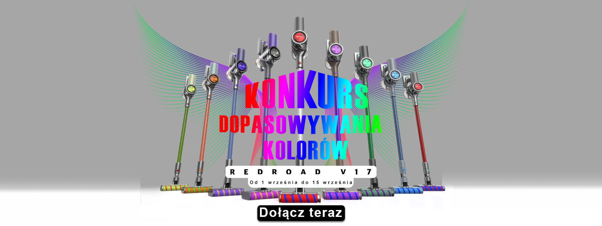 Gdzie znajdują się reklamy w konkursie Redroad V17 Color Match Competition?